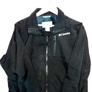 Columbia Mens Omni Shield Jacket Black Size Large